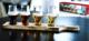 Degustační set,4 sklenice Craft Master s prkénkem - 1/2