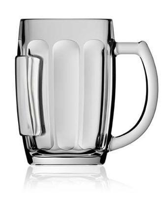 Pivní sklenice Moravia 0,3 - 1