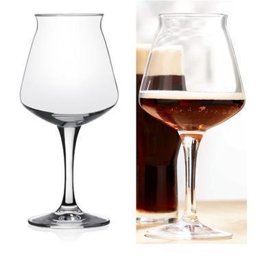 Pivní sklenice Teku 42 cl cejch 0,2 l a 0,3 l - 1