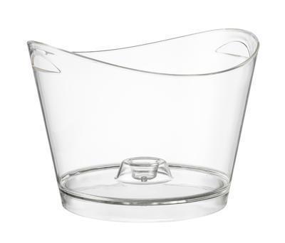 Maxi chladič bowl transparentní - 1