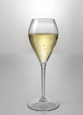 Nerozbitná sklenice na sekt LOUNGE - 1