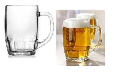 Pivní sklenice Bamberg 0,5 l  - 1