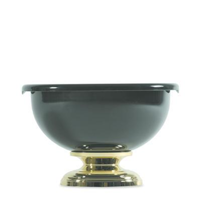 Chladící mísa Prestige - černá + zlatý podst. - 1