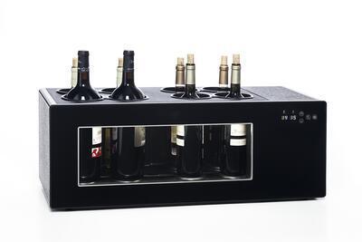 Elektrický chladič na víno na 8 až 16 lahví - 1