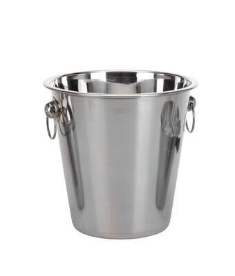 Chladící nádoba nerez kyblík s oušky - 2