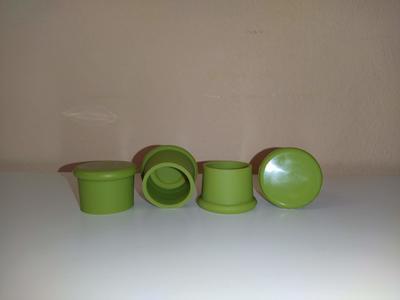 Silikonové uzávěry na lahve zelené - 2