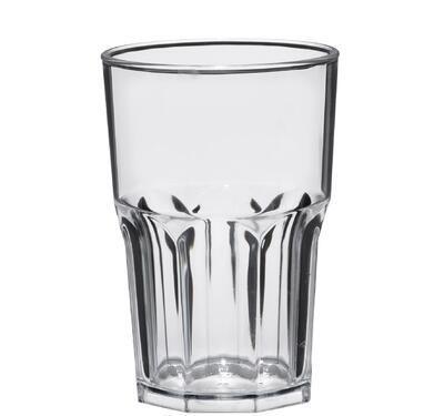 Nerozbitná sklenice Casablanca 400 ml SAN - 2