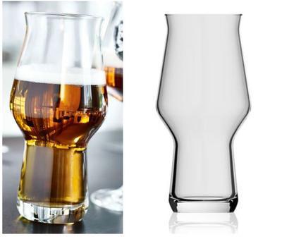 Pivní sklen. Craft Master 0,4 l cejch 0,4  a 0,3 l - 2