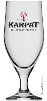 Pivní sklenice na stopce Aviero 0,3 cejch - 3