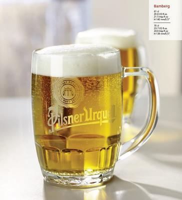 Pivní sklenice Bamberg 0,5 l  - 3
