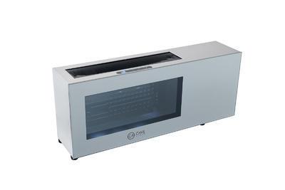 Elektrický chladič na víno CV-7-CA INOX - 3