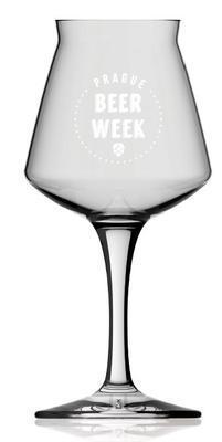 Pivní sklenice Teku 42 cl cejch 0,2 l a 0,3 l - 3