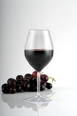 Nerozbitná sklenice na víno CLUBHOUSE - 3