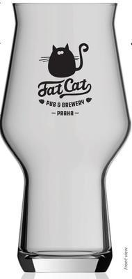 Pivní degustační sklenice Craft Master One 19,5 cl - 5