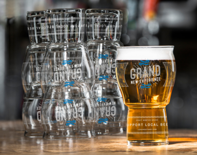Pivní sklenice Craft Master Grand 47,3cl  - 5