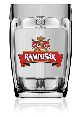 Pivní sklenice Moravia 0,3 - 5