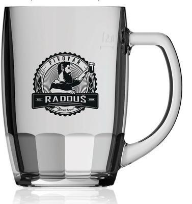Pivní sklenice Bamberg 0,5l  - 6